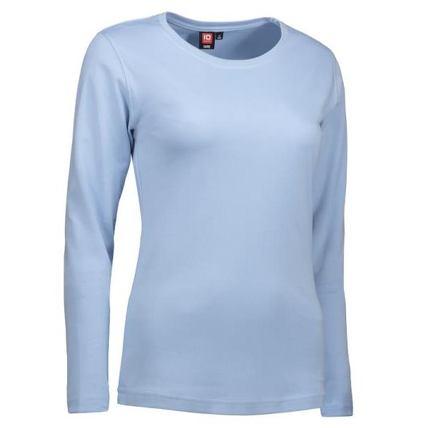 ID 0509 Interlock t-shirt | long-sleeved