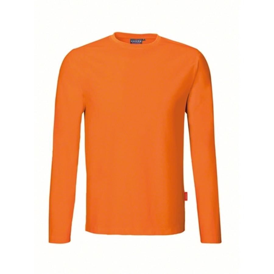 Hakro Performace Long Sleeve 279 Oranje