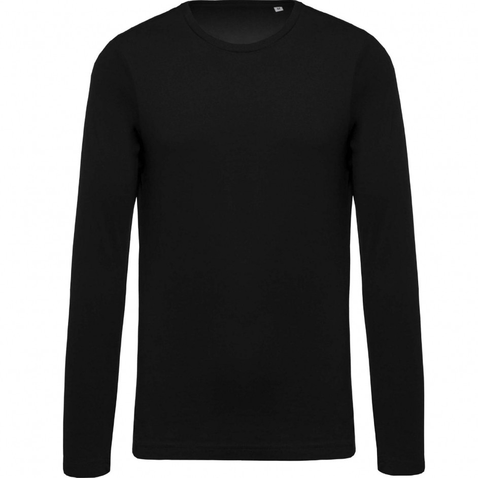 T-shirt Longsleeve Organic Cotton