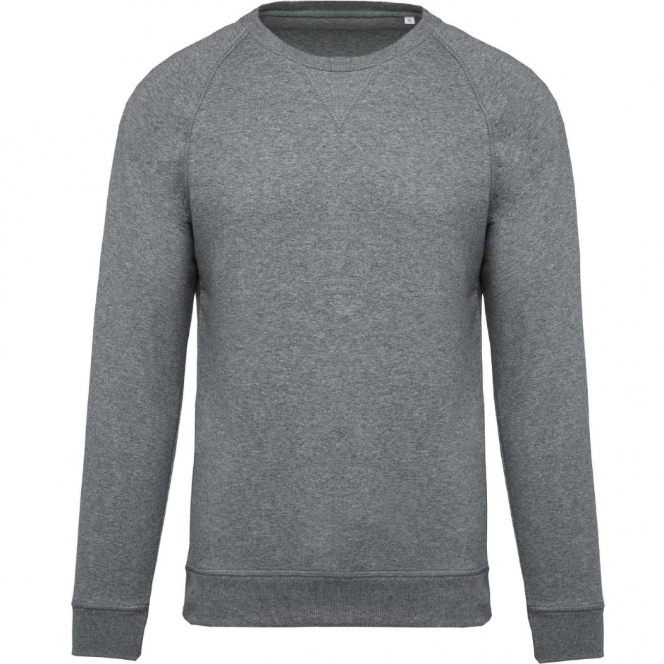 Sweatshirt with Organic Cotton