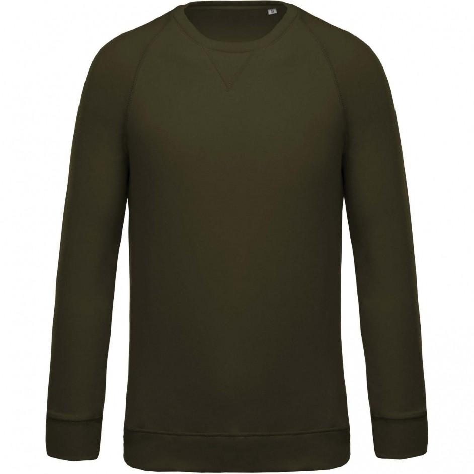 Sweatshirt with Organic Cotton