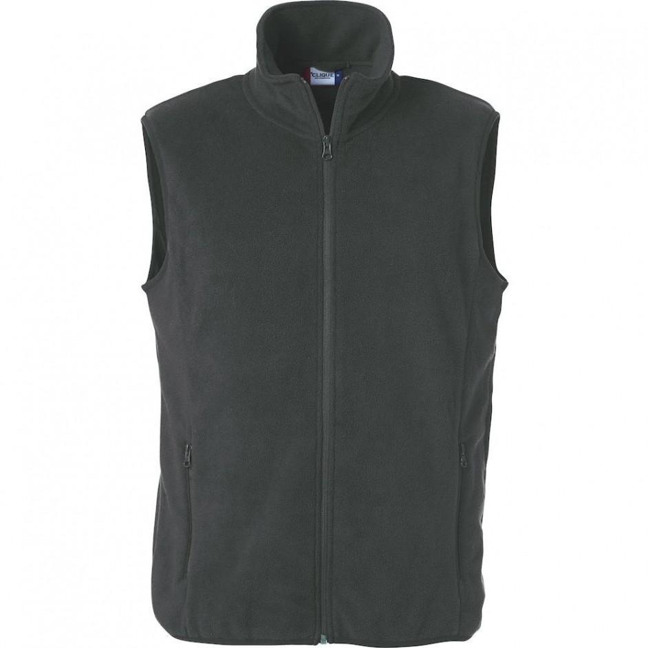 Clique 023902 Basic Polar Fleece Vest mouwloos Pistol