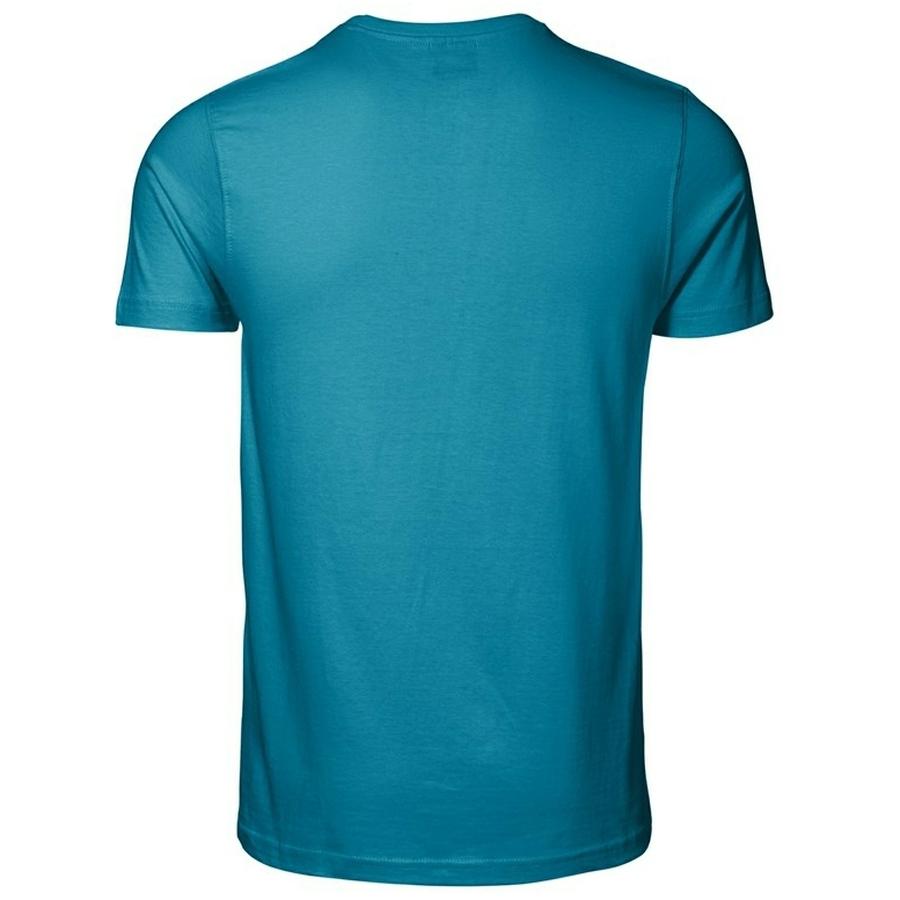 Turquoise achterkant