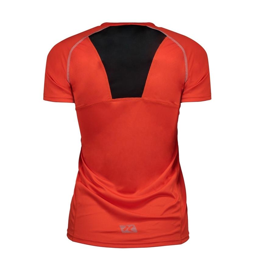 Oranje achterkant