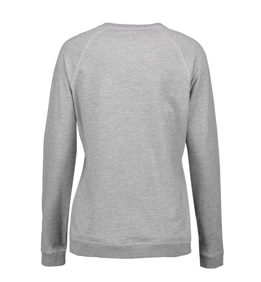 grijs melange achterkant