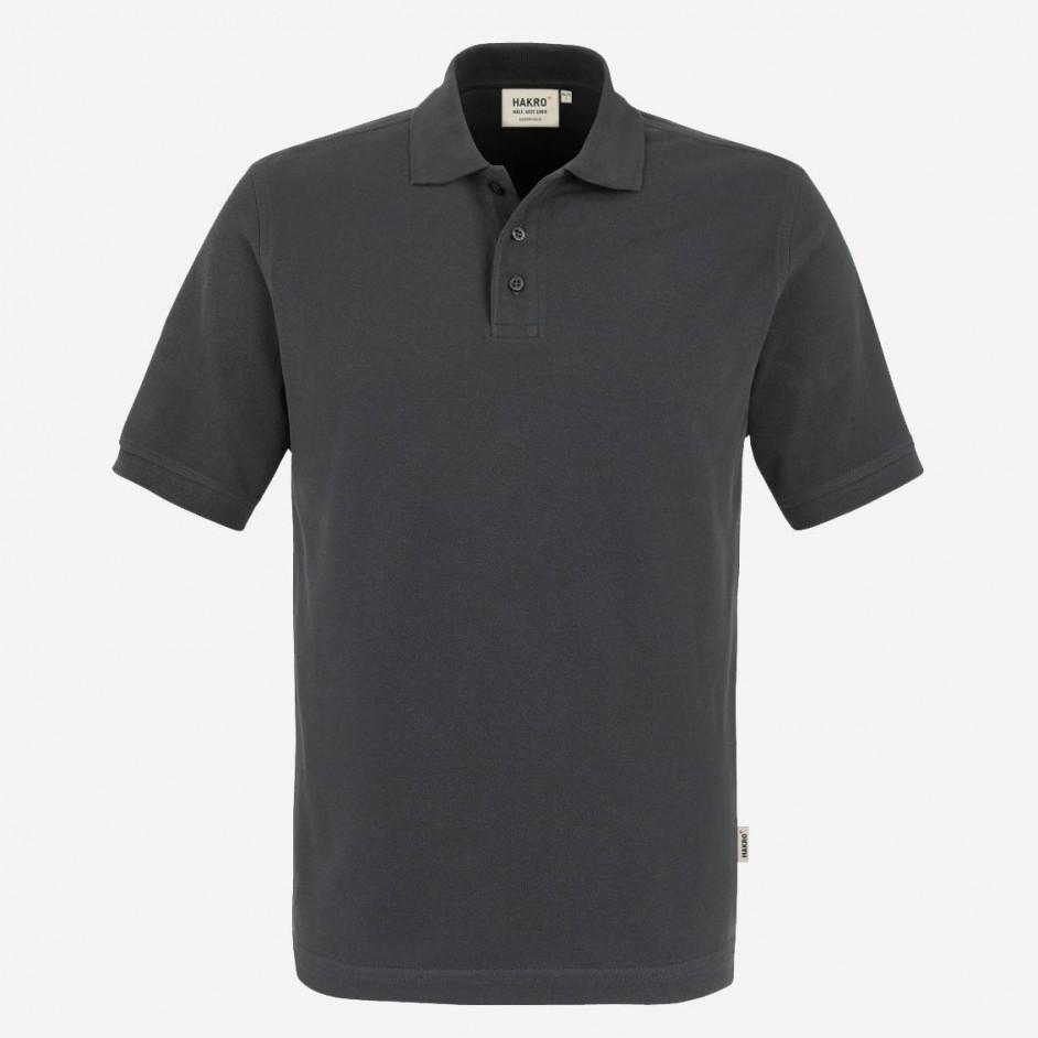 810 Poloshirt Classic Hakro Antraciet