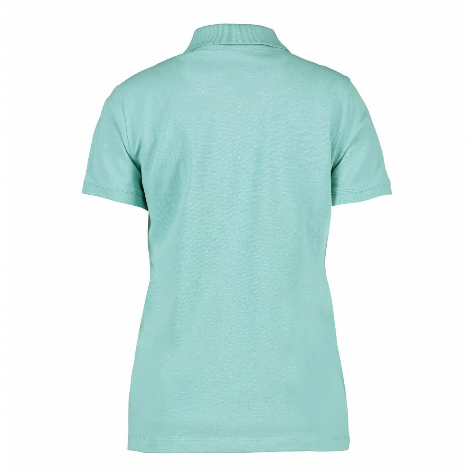 ID 0587 Poloshirt aqua
