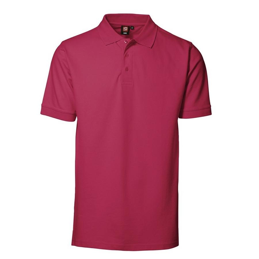 Stretch heren polo shirt korte mouw