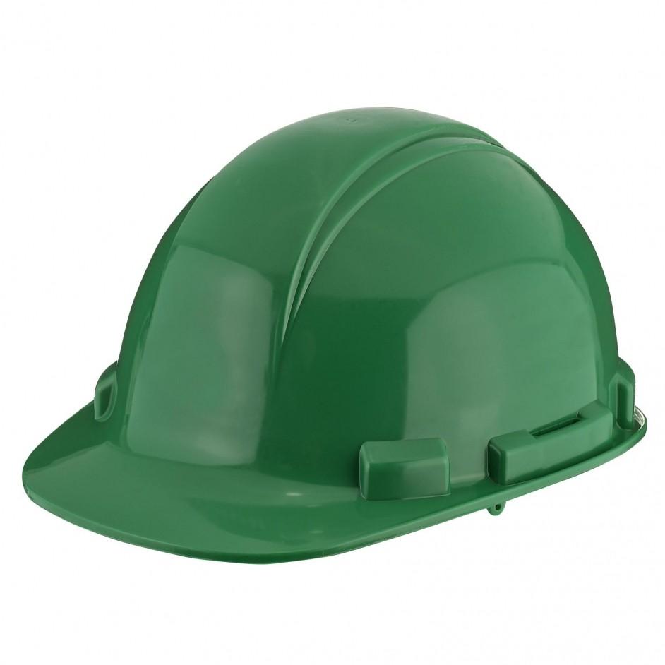 Edge Whistler 4 punts veiligheidshelm in groen