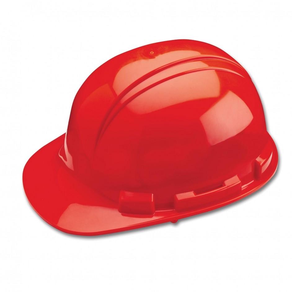 Edge Whistler 4 punts veiligheidshelm in rood