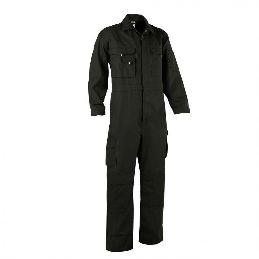 Dassy Nimes overall zwart