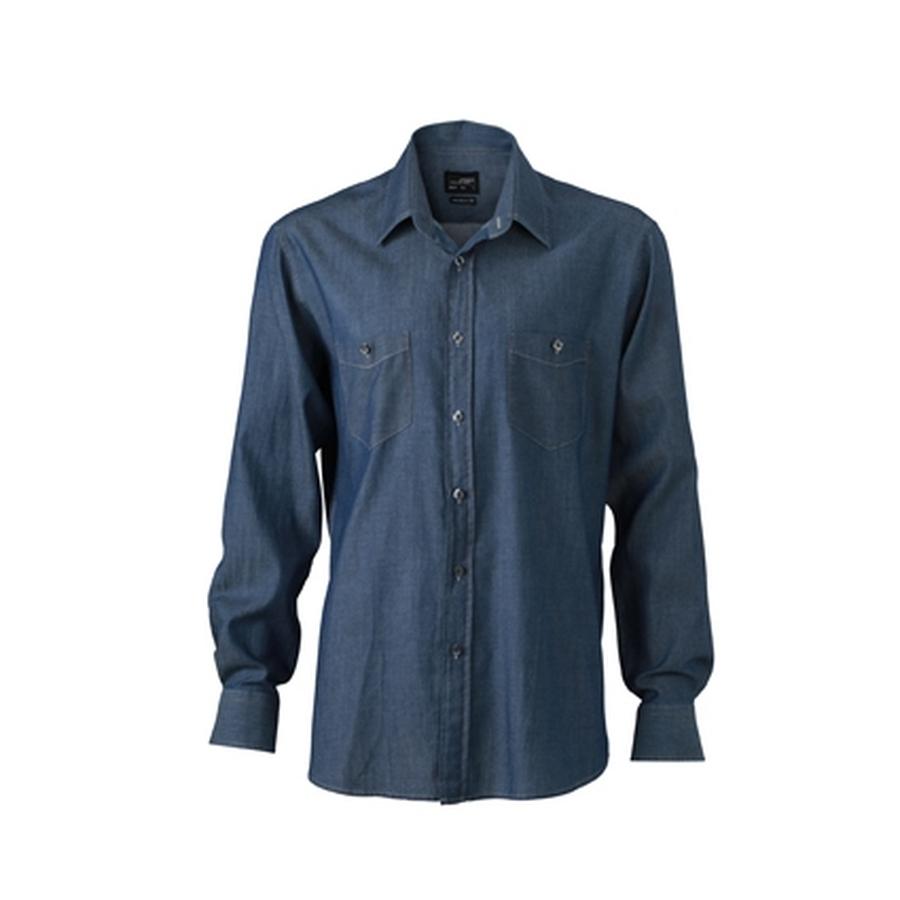 Jeans Hemd voor heren