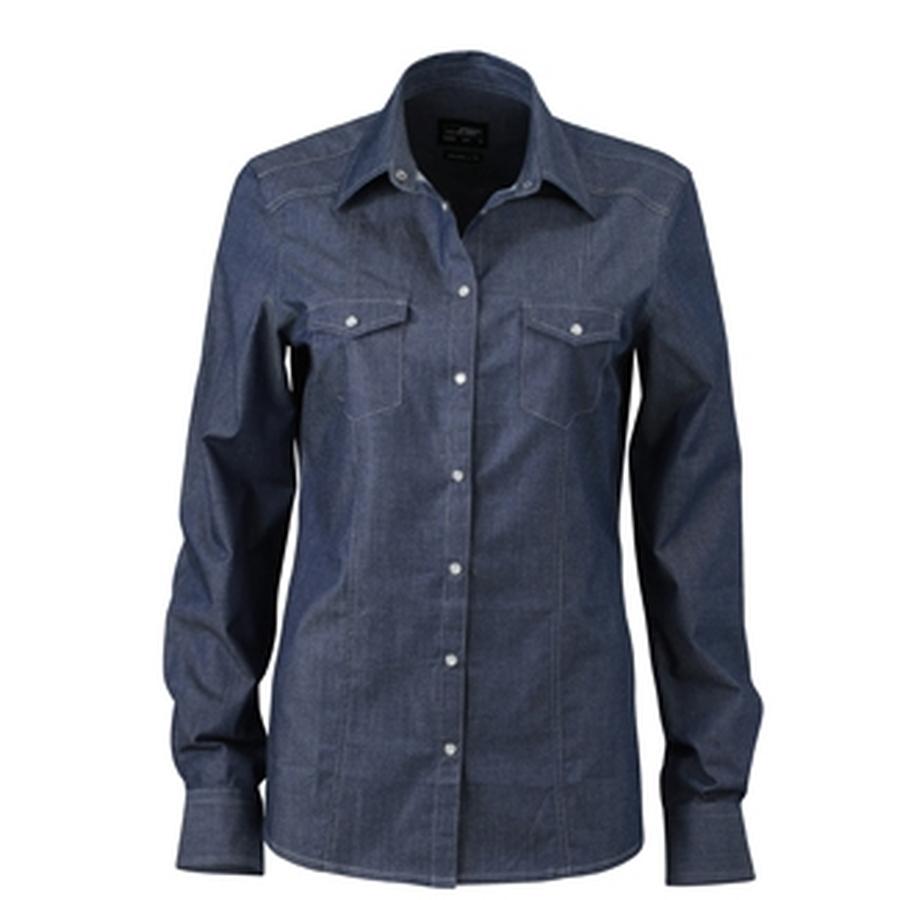 Jeans Hemd voor dames