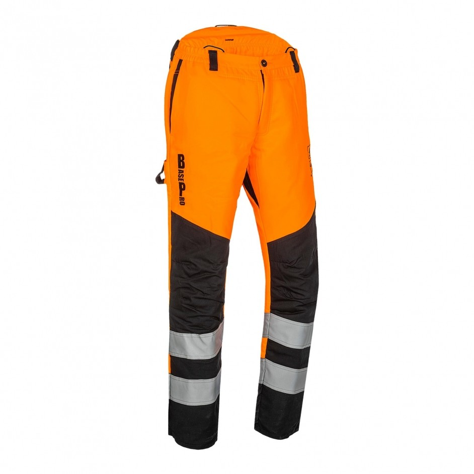 Sip Protection 1RQ3 High-visibility Kettingzaagbroek