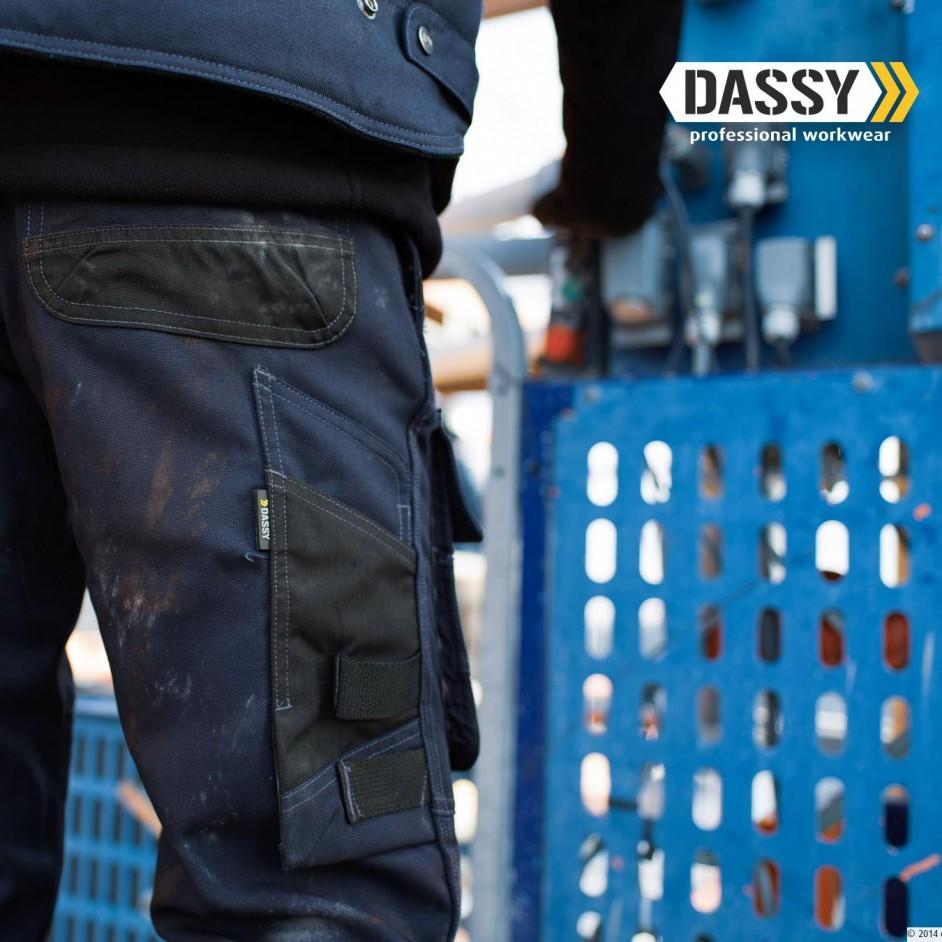 Dassy Connor canvas werkbroek 200893