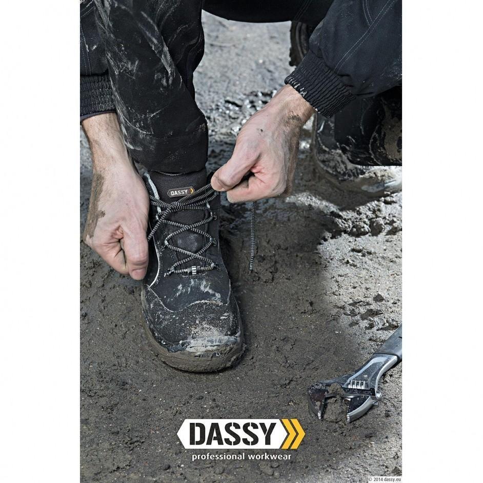 Dassy Hermes S3 hoge veiligheidsschoen