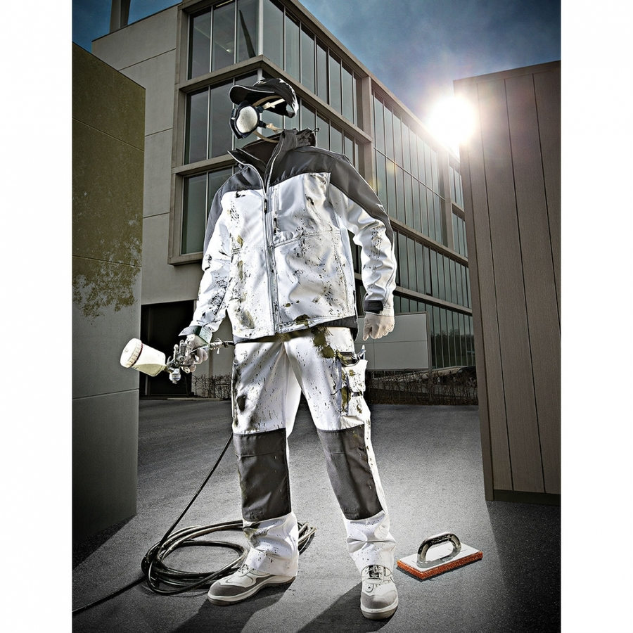 Dassy Jakarta softshell vest 300336