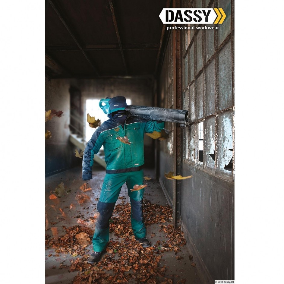 Dassy Lugano 2 kleurig werkvest