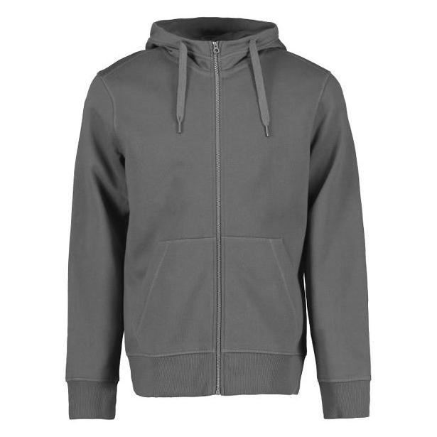 ID Heren core hooded cardigan 0638