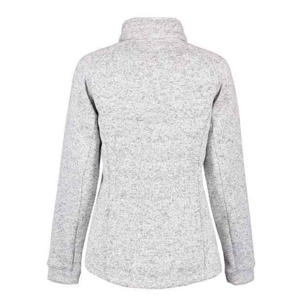 ID Dames Quilted Fleece Jacket 0827