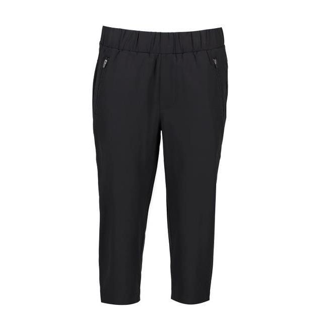 G11037 Woman stretch pants | 3/4 length