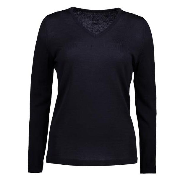 ID Dames v-neck pullover 0654