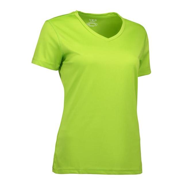 ID 2032 Yes Active dames t-shirt