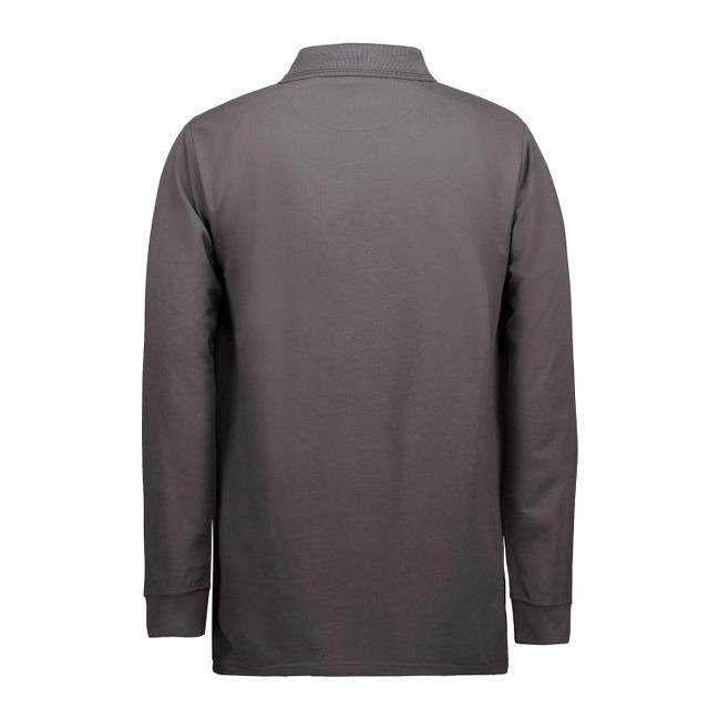 ID 0336 Pro Poloshirt Press Stud