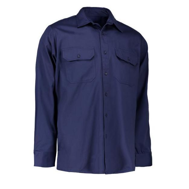 ID Heren work shirt 0200