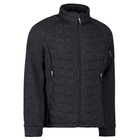 ID Men's Quilted Fleece Jacket