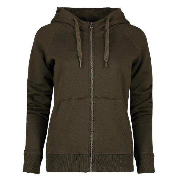 ID 0639 Hooded Cardigan dames