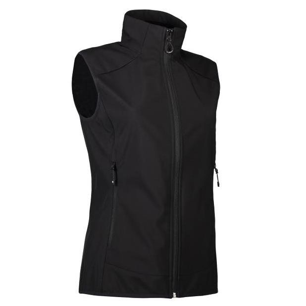 ID Dames functional soft shell bodywarmer 0825