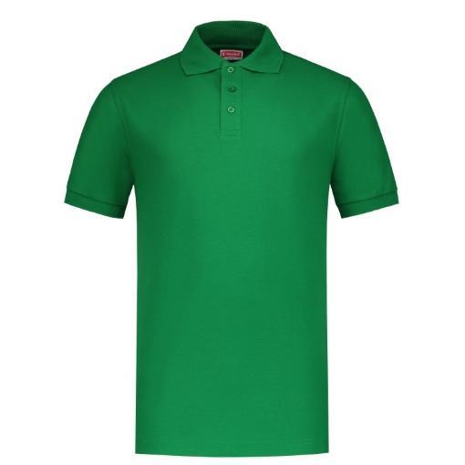 Uni polo shirt workman Groen