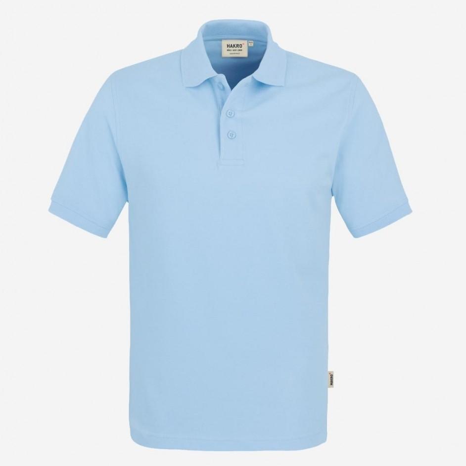 810 Poloshirt Classic Hakro ijsblauw