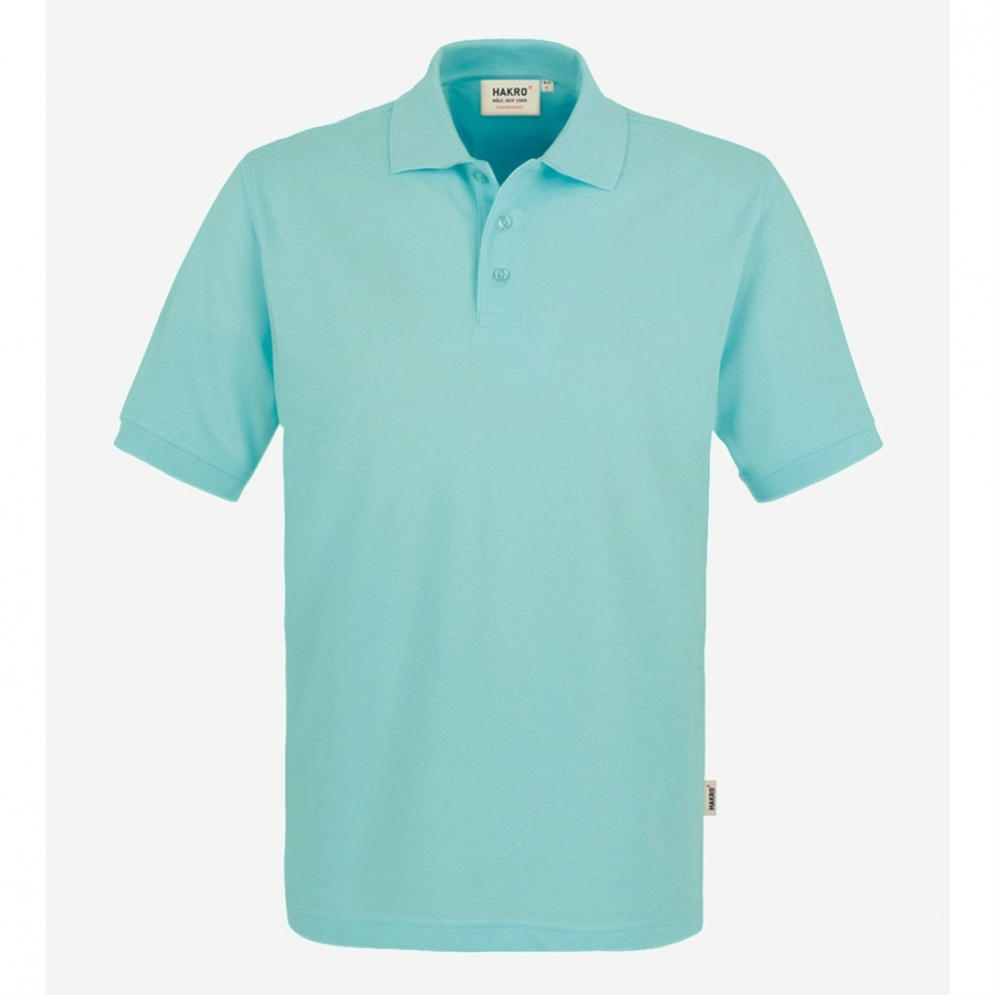 Poloshirt 816 Hakro Ice green