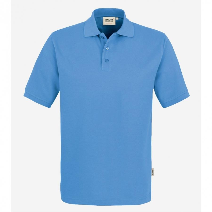 Poloshirt 816 Hakro Maliblue blauw