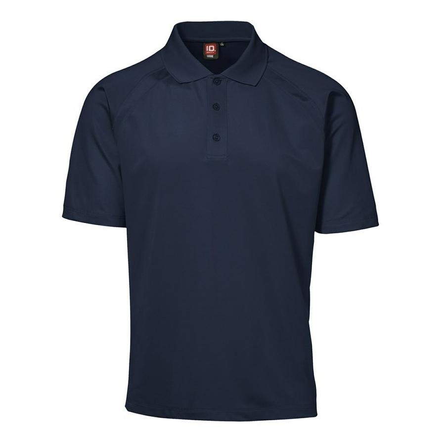ID TECH Stretch polo shirt