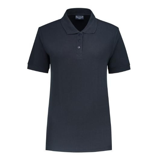 Uni polo shirt Ladies Workman navy