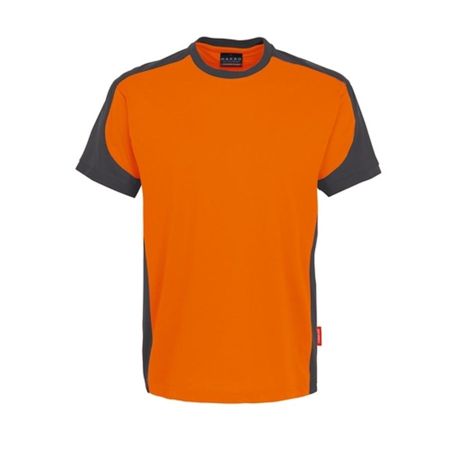 Orange/antraciet
