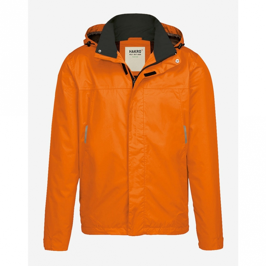 Hakro regenjas 862 Oranje