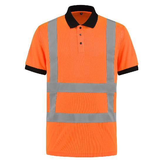 Bestex B.V. Poloshirt High Visibility RWS