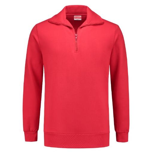 Rood 7703 Outfitters zipper sweater