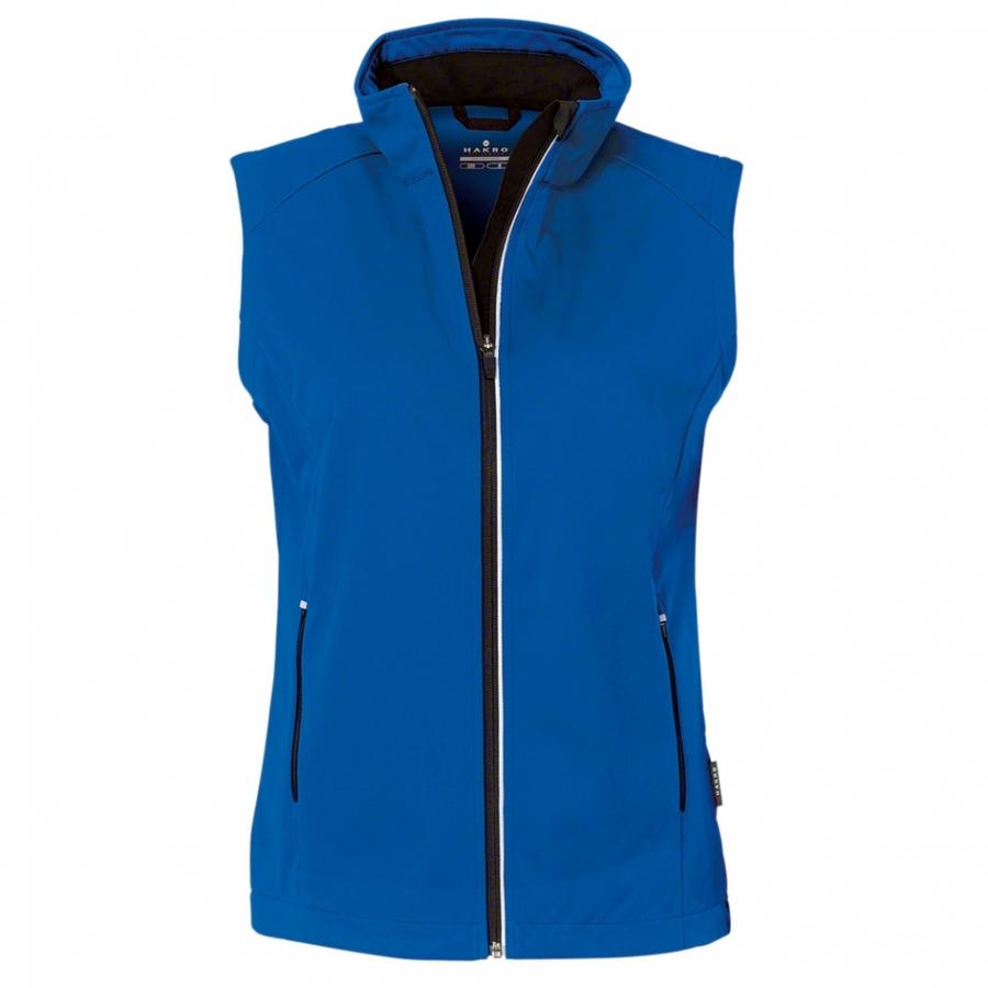 Dames bodywarmer softshell 254 Royal Blue