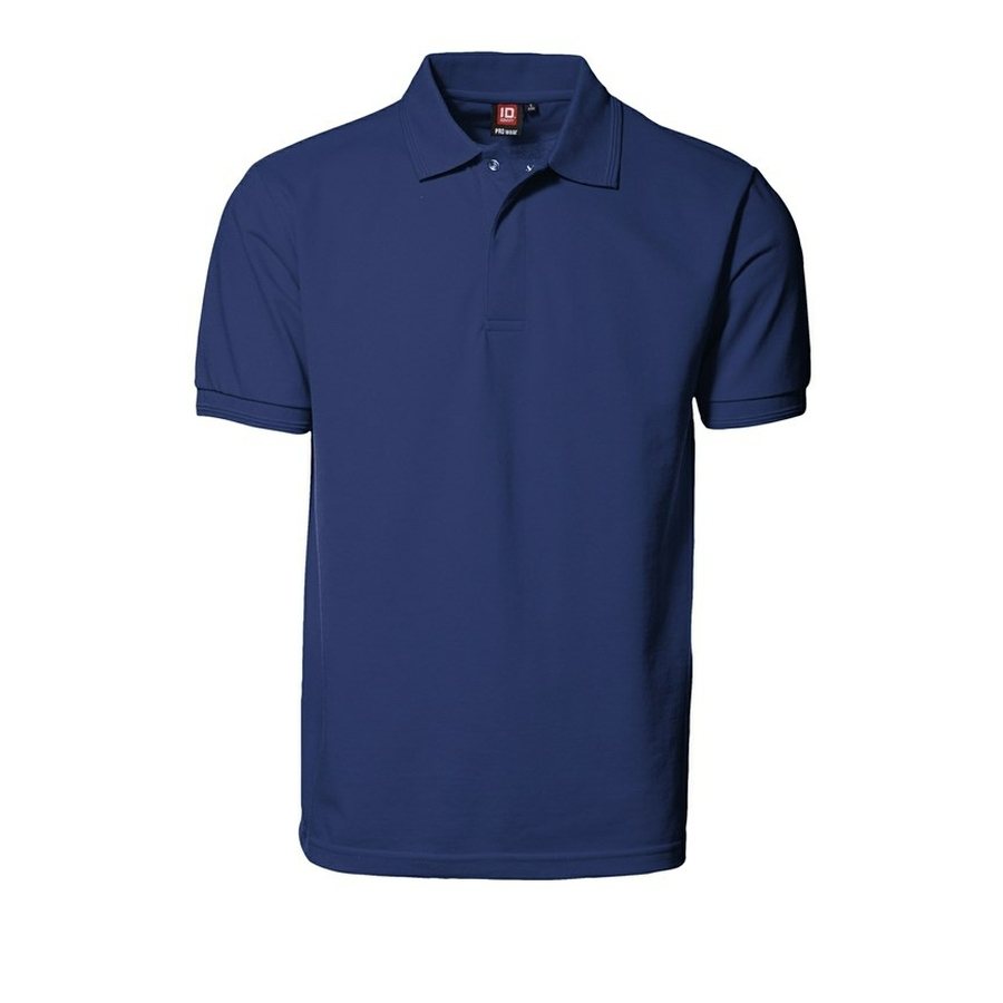 Polo shirt korte mouw, drukknopen