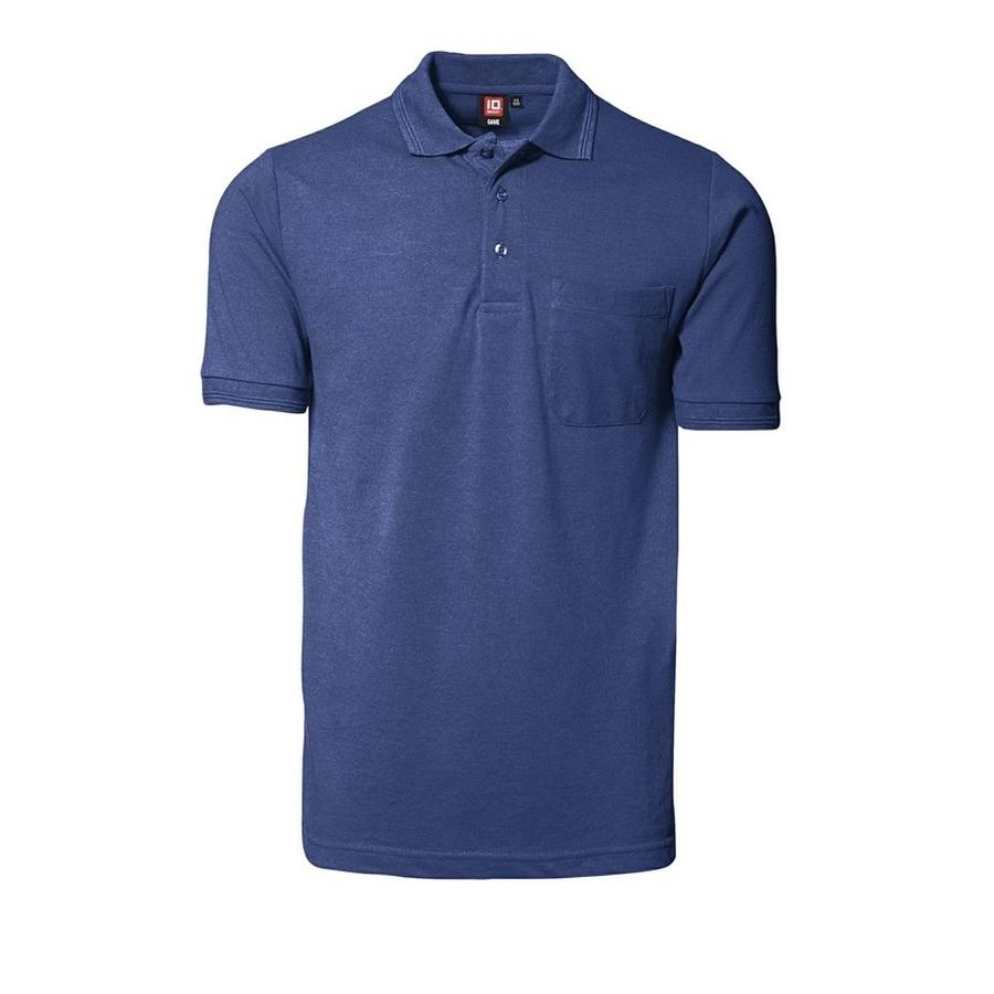 Classic Polo Shirt met borstzak