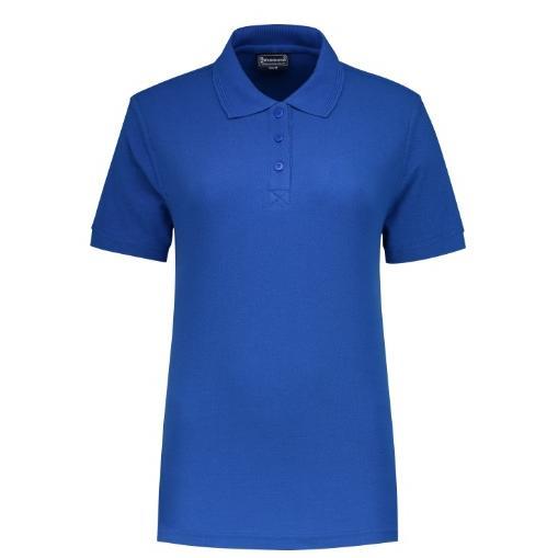 Uni polo shirt Ladies Workman royal