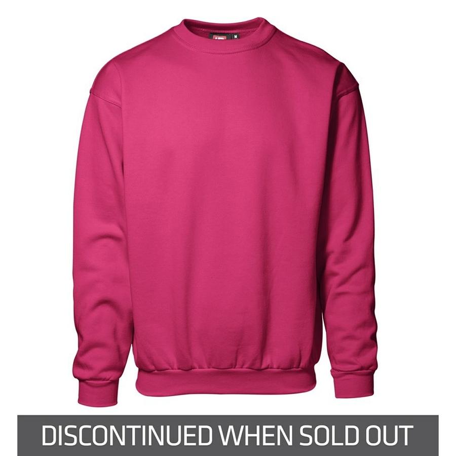 Sweatshirt ronde hals