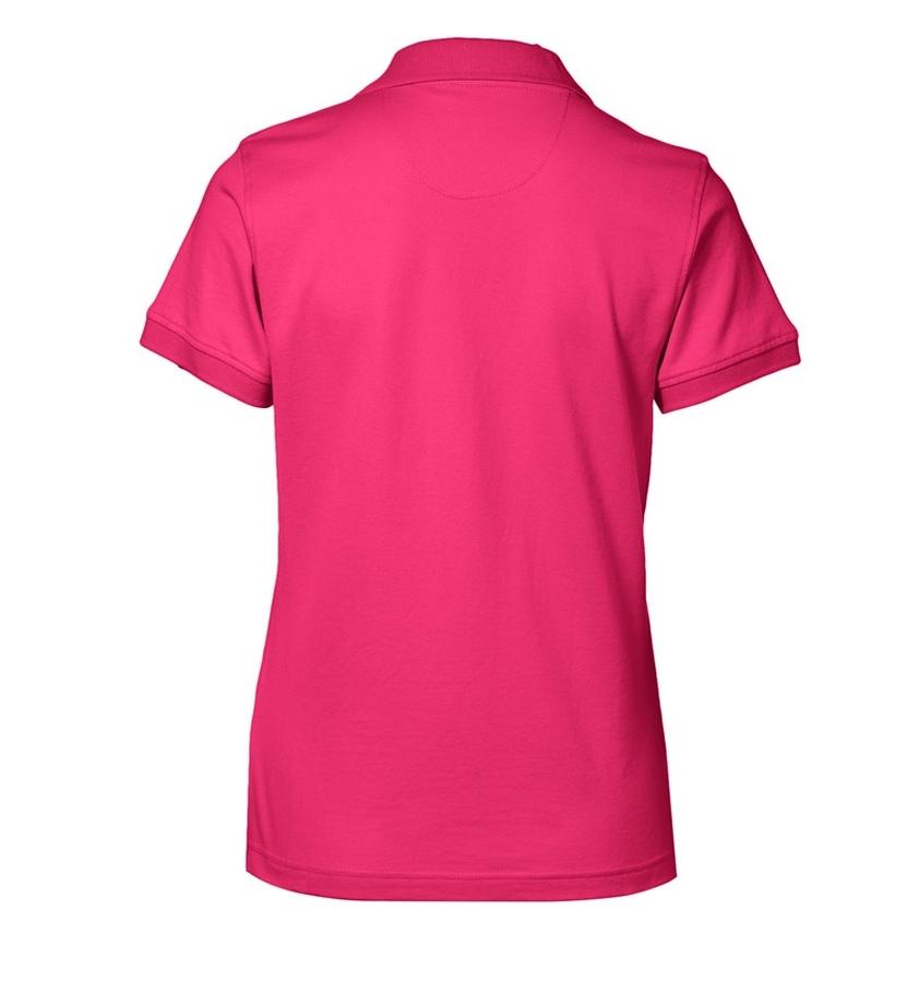 Roze achterkant