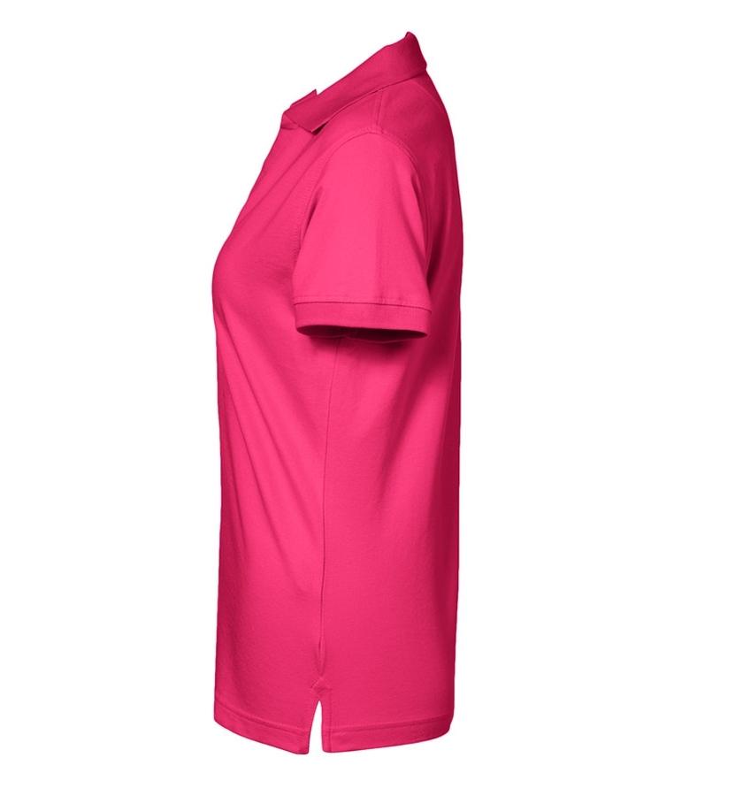 Roze zijkant