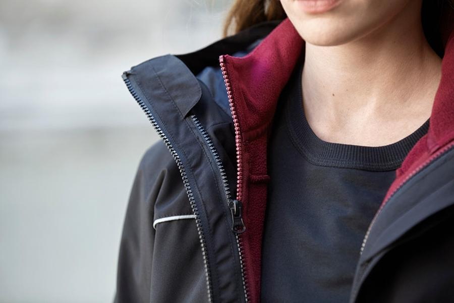 ID 0774 Zip'N'Mix Shell Jacket | Ladies